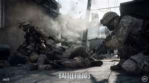 This is Battlefield 3 at the highest resolution. 4 will make your eyes BLEED. In a good way.