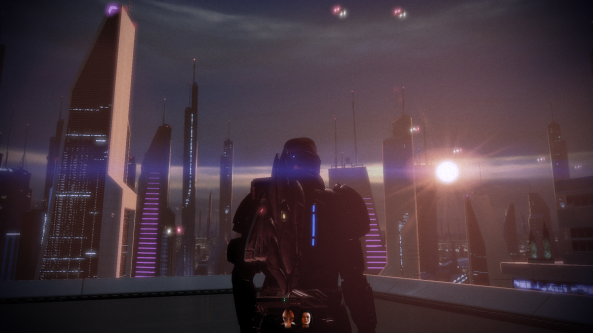 Bioware found their stride with Mass Effect 2 and didn't look back.