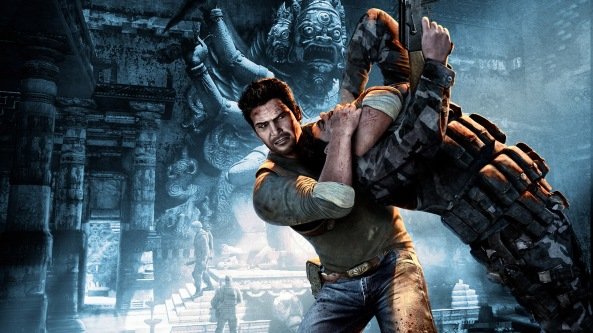 Nathan Drake is modern gaming's Indiana Jones - but with LOTS more killing!