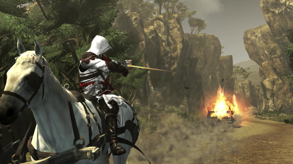 A modern blockbuster, Assassin's Creed II is a thrill from start to pope-punching finish.