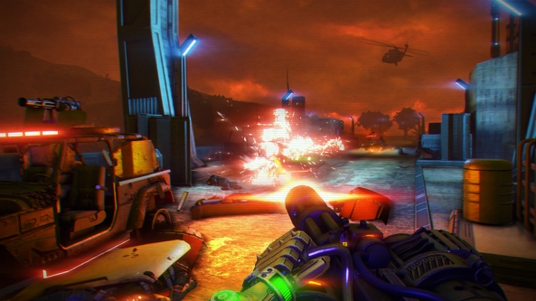 Like cheesy 80's action films? Far Cry 3: Blood Dragon is for you.