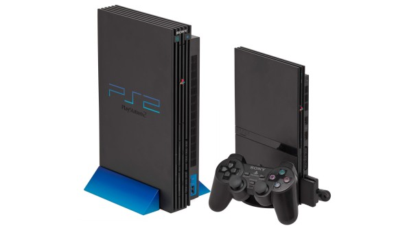 In true Sony fashion, the PS2 looked hideous; brilliant console though.