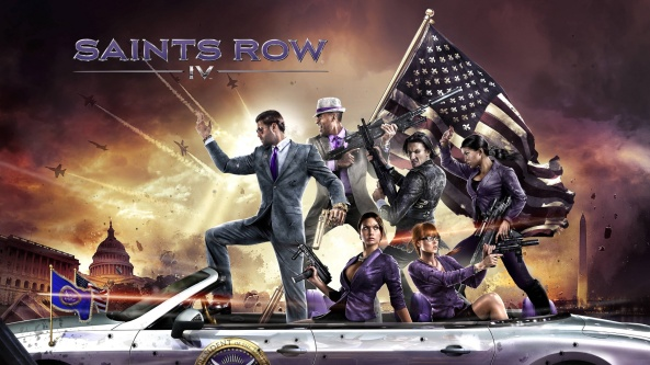 Saints Row IV is due for release this August. Rush job?