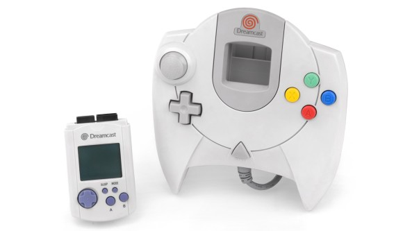 Combine a Dreamcast and GameCube pad and you get a 360 one - FACT!