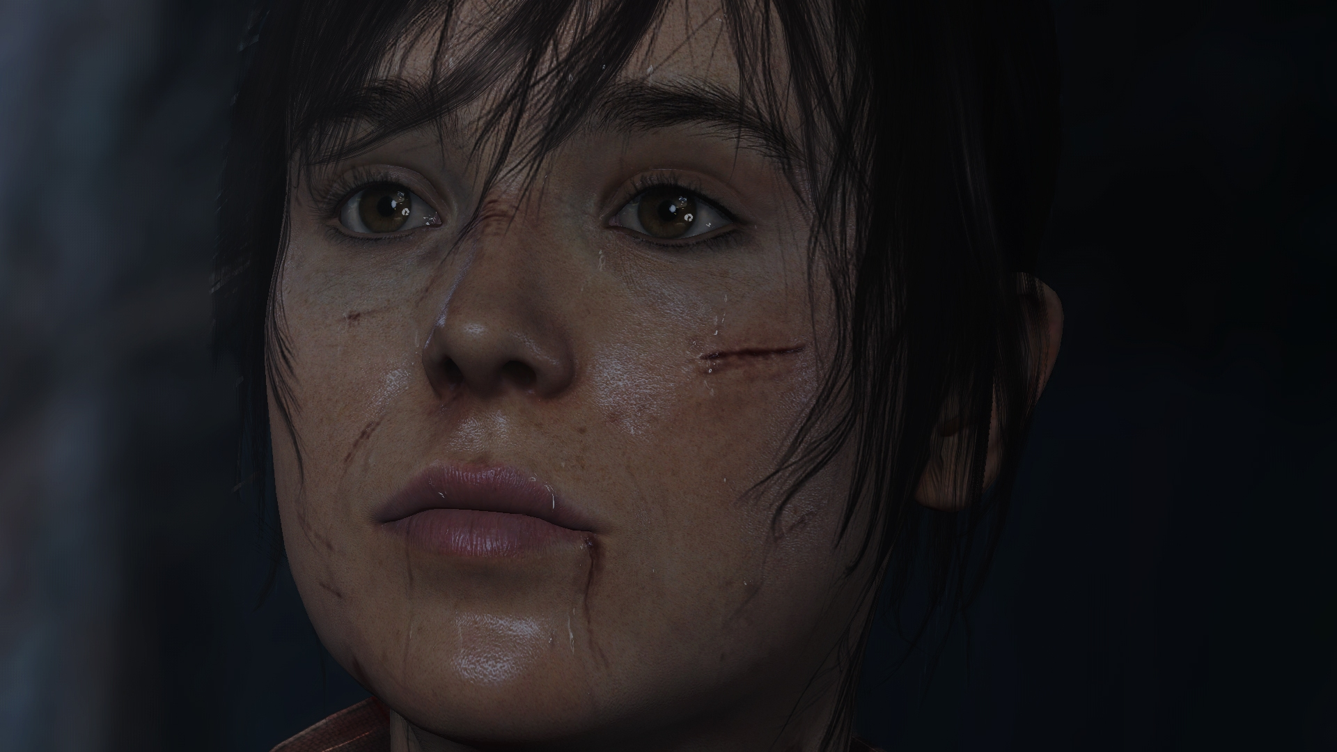 Horizon: Beyond Two Souls | Low Fat Gaming Ellen Page Game