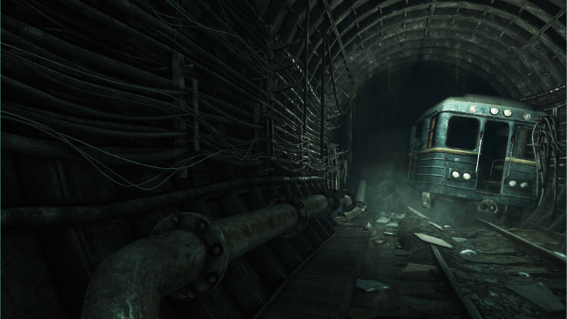 metro 2033 the pinnacle of world building and atmosphere