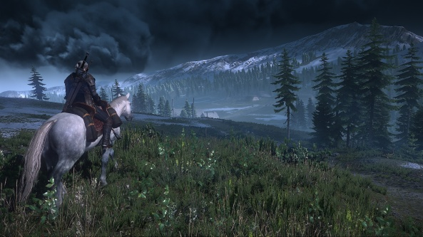CD Projeckt are developing Witcher 3 just for next-gen and PC - we can tell.