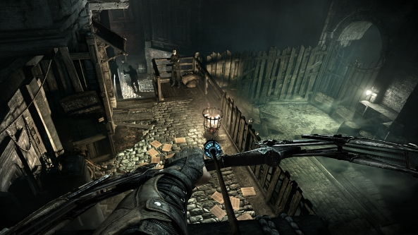 Thief is just one of many 3rd party titles announced for Xbox One.