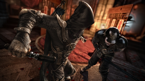 The Thief reboot is looking exciting; the franchise has been away for a long time.