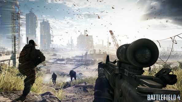 Battlefield 4's multiplayer will be excellent. Let's hope the single-player matches up.