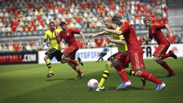 Sports titles such as FIFA 14 have a huge amount of RPG elements. It's clearly what the modern gamer wants.