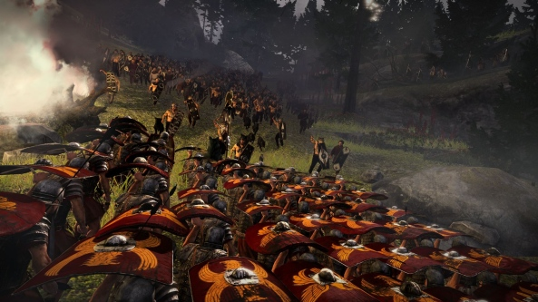 Total War is the King of the RTS scene.