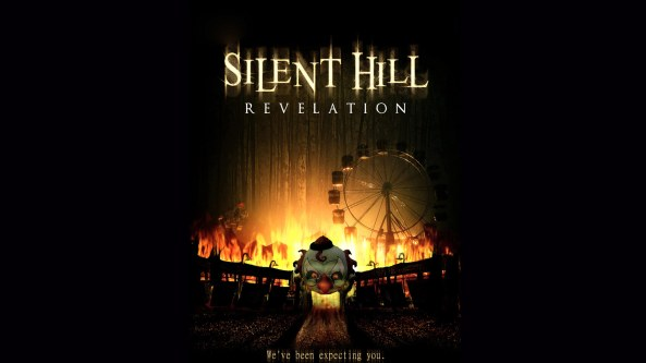 Silent Hill is actually quite decent. It's sequel isn't.