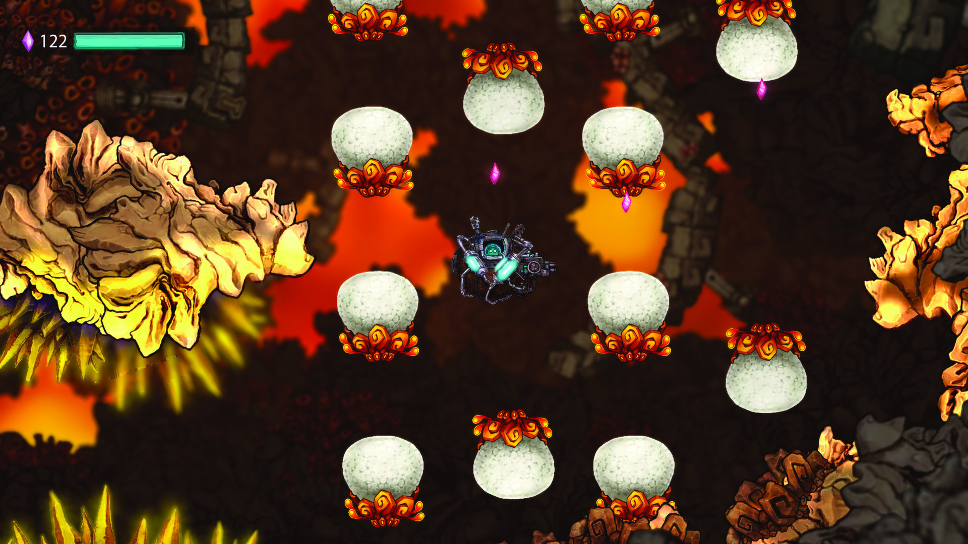 Beatbuddy: Tale of the Guardians from indie developers Threaks, along