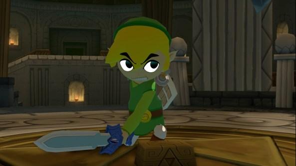 Link comes to Nintendo's rescue.