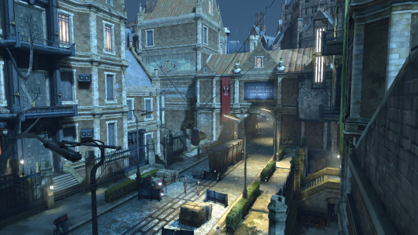 Dishonored's gameplay promotes creative thinking and allows you to create and exam your own moral code - I found these essential in understanding my own mind.