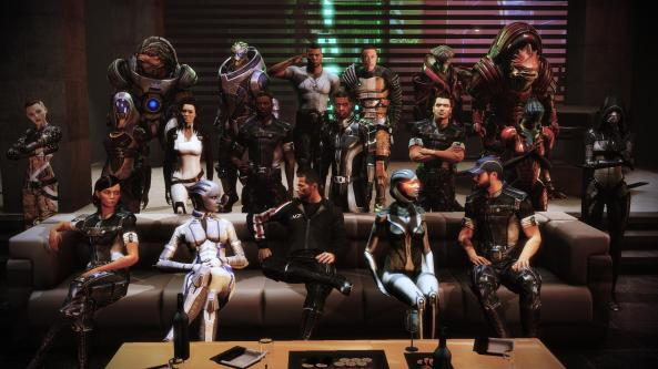 """Mass Effect's themes of friendship and morality are interesting to explore - it's fun, but I found in useful to play it """"pure"""" and examine my responses."""